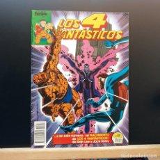 Fumetti: LOS 4 FANTÁSTICOS Nº 17 FORUM MARVEL 1984. Lote 221687005