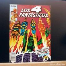 Fumetti: LOS 4 FANTÁSTICOS Nº 18 FORUM MARVEL 1984. Lote 221687155