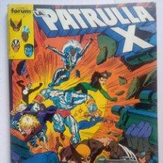 Cómics: PATRULLA X TOMO 87 AL 91 PRIMERA EDICION FORUM. Lote 221687440