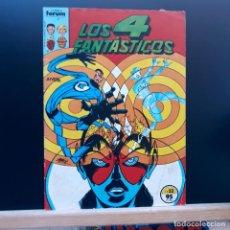 Cómics: LOS 4 FANTÁSTICOS Nº 22 FORUM MARVEL 1984. Lote 221688250