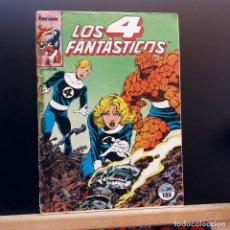 Cómics: LOS 4 FANTÁSTICOS Nº 39 FORUM MARVEL. Lote 221689812