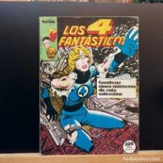 Fumetti: LOS 4 FANTÁSTICOS TOMO CON 5 NÚMEROS Nº 26, 27, 28, 29 Y 30 FORUM MARVEL 1985. Lote 221692460