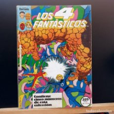 Fumetti: LOS 4 FANTÁSTICOS TOMO CON 5 NÚMEROS Nº 31, 32, 33, 34 Y 35 FORUM MARVEL. Lote 221692572