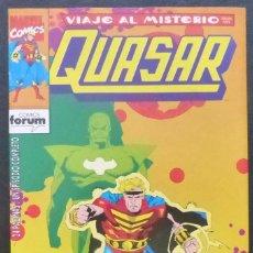 Cómics: COMIC QUASAR,VIAJE AL MISTERIO,MARVEL,COMICS,FORUM,NUMERO 6,1993.. Lote 221708180
