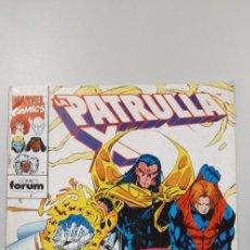 Cómics: LA PATRULLA X Nº 153 FORUM. Lote 221736083