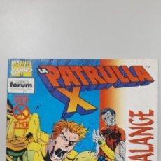Cómics: LA PATRULLA X Nº 155 FORUM. Lote 221736095