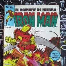 Cómics: FORUM - IRON MAN VOL.1 NUM. 6. Lote 221761590