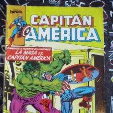 Cómics: FORUM - CAPITAN AMERICA VOL.1 NUM. 17. Lote 221761776