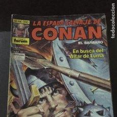 Cómics: FORUM LA ESPADA SALVAJE DE CONAN NUMERO 51 NORMAL ESTADO. Lote 221776936