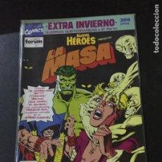 Cómics: FORUM MARVEL HEROES NUMERO EXTRA INVIERNO NORMAL ESTADO. Lote 221777256