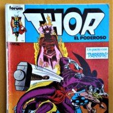 Cómics: THOR EL PODEROSO - Nº 16 - UN PACTO CON DARKOTH! - EDICIONES FORUM. Lote 221793791