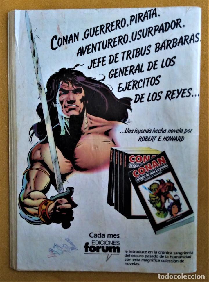 Cómics: THOR EL PODEROSO - Nº 16 - UN PACTO CON DARKOTH! - EDICIONES FORUM - Foto 3 - 221793791