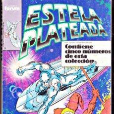Cómics: ESTELA PLATEADA. Lote 221840915