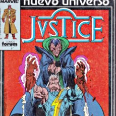 Cómics: JUSTICE OBRA COMPLETA. Lote 221841053