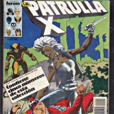 Cómics: PATRULLA X. Lote 221841488
