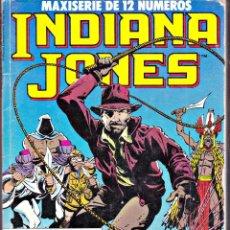 Cómics: INDIANA JONES. Lote 221842267