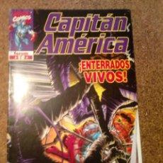 Cómics: COMIC DEL CAPITAN AMERICA MARVEL COMICS FORUM Nº 10. Lote 221843517