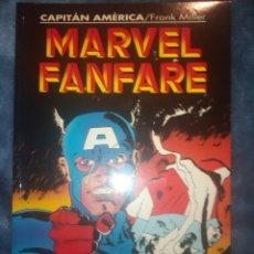 Cómics: MARVEL FANFARE CAPITÁN AMÉRICA FRANK MILLER. Lote 221843738