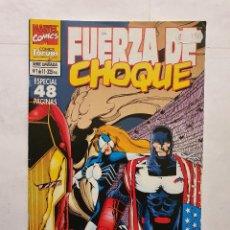 Fumetti: FUERZA DE CHOQUE VOL. 1 # 1 (FORUM) - 1995. Lote 221860993