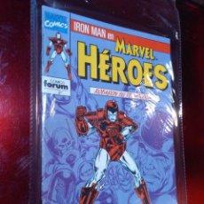 Cómics: MARVEL HEROES 54 PRIMERA EDICION FORUM. Lote 221884206