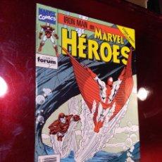 Cómics: MARVEL HEROES 55 PRIMERA EDICION FORUM. Lote 221884273