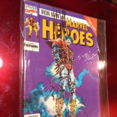 Cómics: MARVEL HEROES 59 PRIMERA EDICION FORUM. Lote 221884348