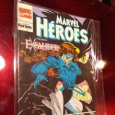 Cómics: MARVEL HEROES 62 PRIMERA EDICION FORUM. Lote 221884561