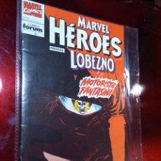 Cómics: MARVEL HEROES 63 PRIMERA EDICION FORUM. Lote 221884600