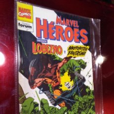 Cómics: MARVEL HEROES 64 PRIMERA EDICION FORUM. Lote 221884708