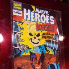 Cómics: MARVEL HEROES 65 PRIMERA EDICION FORUM. Lote 221884801