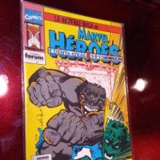 Cómics: MARVEL HEROES 66 PRIMERA EDICION FORUM. Lote 221884893