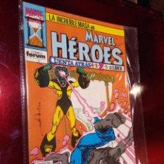Cómics: MARVEL HEROES 68 PRIMERA EDICION FORUM. Lote 221885027