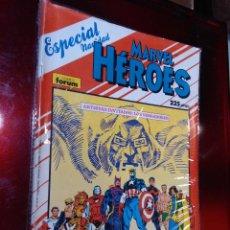 Cómics: MARVEL HEROES ESPECIAL NAVIDAD 1987 PRIMERA EDICION FORUM. Lote 221888903