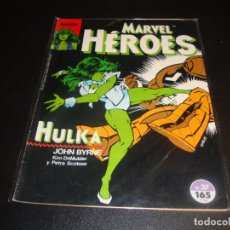 Cómics: MARVEL HEROES 37. Lote 221889082
