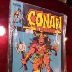 Cómics: CONAN EL BÁRBARO ESPECIAL VACACIONES 1986 PRIMERA EDICIÓN FORUM. Lote 221902182