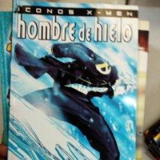 Cómics: ICONOS X MEN: HOMBRE DE HIELO. Lote 221911917
