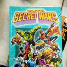 Cómics: SECRET WARS 1 AL 12 TOMO FORUM. Lote 221912047