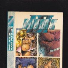 Cómics: DOOM`S IV - IMAGE - WORLD COMICS - LIBRO RÚSTICA - 1995 - PLANETA -. Lote 221913253