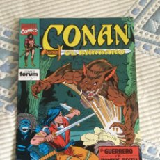 Cómics: CONAN EL BARBARO Nº 172 FORUM. Lote 221922316
