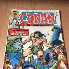 Cómics: CONAN EL BARBARO Nº 1 FORUM. Lote 221922753