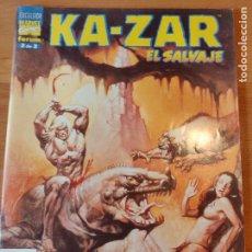 Cómics: KAZAR EL SALVAJE 2. Lote 221924376
