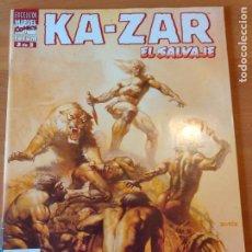 Cómics: KAZAR EL SALVAJE 3. Lote 221924430