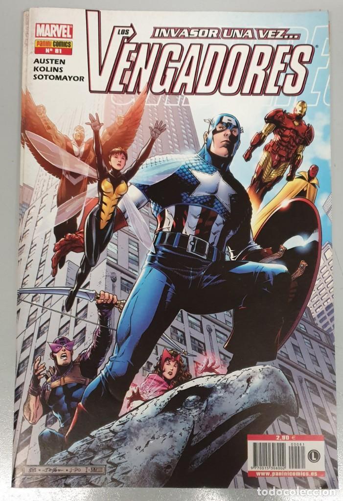 LOS VENGADORES VOL 3 Nº 81 / MARVEL -FORUM (Tebeos y Comics - Forum - Vengadores)