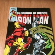 Cómics: EL HOMBRE DE HIERRO IRONMAN Nº 8. Lote 221940781
