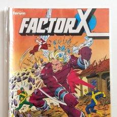 Cómics: FACTOR X Nº 2 - FORUM 1988 - MARVEL - ESTADO SEGUN FOTO. Lote 221945732