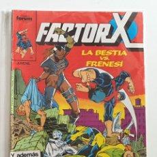 Cómics: FACTOR X Nº 4 - FORUM 1988 - MARVEL - ESTADO SEGUN FOTO. Lote 221946250