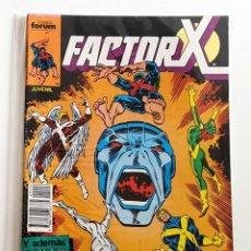 Cómics: FACTOR X Nº 6 - FORUM 1988 - MARVEL - ESTADO SEGUN FOTO. Lote 221949195