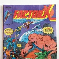 Cómics: FACTOR X Nº 7 - VOL.1 - FORUM 1988 - MARVEL - ESTADO SEGUN FOTO. Lote 221949541