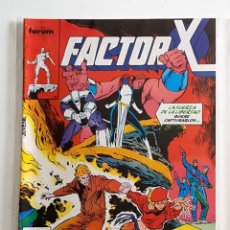 Cómics: FACTOR X Nº 8 - VOL.1 - FORUM 1988 - MARVEL - ESTADO SEGUN FOTO. Lote 221949851