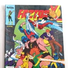 Cómics: FACTOR X Nº 9 - VOL.1 - FORUM 1988 - MARVEL - ESTADO SEGUN FOTO. Lote 221950546